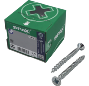 Spax Spax®  T-STAR spaanplaatschroef  RVS A2 platkop PZ2 3,5X16MM