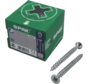 Spax®  T-STAR spaanplaatschroef  RVS A2 platkop PZ2 3,5X40MM
