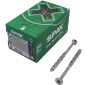 Spax Spax®  WIROX spaanplaatschroef platkop torx  6x80 mm Tx30