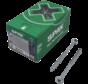 Spax®  WIROX spaanplaatschroef platkop torx  6x80 mm Tx30
