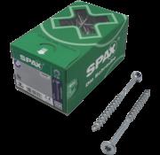 Spax Spax®  WIROX spaanplaatschroef platkop torx  5x80 mm Tx30
