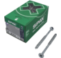 Spax®  WIROX spaanplaatschroef platkop torx  4,5x45 mm Tx30