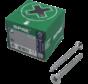 Spax®  WIROX spaanplaatschroef platkop kruiskop 4x45/68 mm Z2