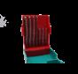 Heller® borenset 4-snijder 7-DELIG SDS-PLUS 5-6-8X110+6-8-10-12X160