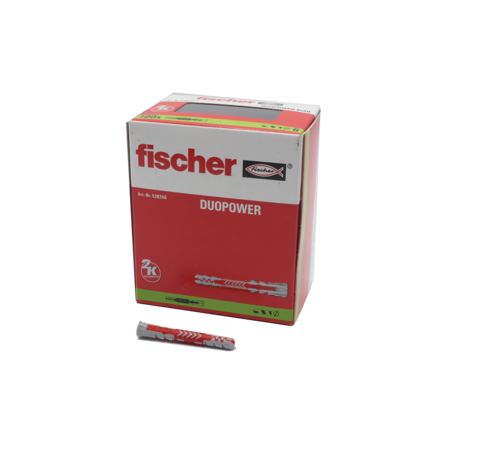 Fischer Fischer plug duo power 5x25