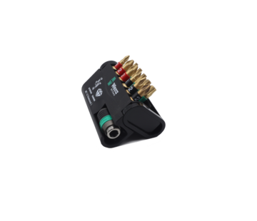 Wera Wera bitset diamond 12-delig rapidaptor technology Tx10x15x20x25x30 PHx1x2 PZx1x2