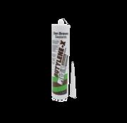 Zwaluw- Den Braven Den Braven Butylene X 310 ml Wit