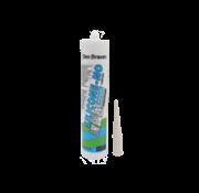 Zwaluw- Den Braven Den Braven Silicone NO + sanitairy 310ml