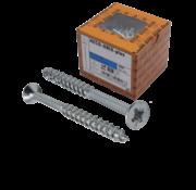 Heco HECO-UFIX®  Spaanplaatschroef verzinkt 6x140mm PK Pozidrive
