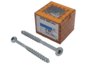 HECO-FIX_PLUS® spaanplaatschroef RVS A2 platkop TX25 5X100MM