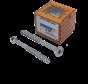 HECO-FIX_PLUS® spaanplaatschroef RVS A2 platkop TX25 6X100MM