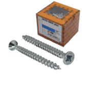 Heco HECO-FIX_PLUS® spaanplaatschroef RVS A2 platkop PZ2 4,5X40MM