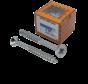 HECO-FIX_PLUS® spaanplaatschroef RVS A2 platkop PZ3 6X80MM
