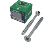 Spax Spax®  T-STAR spaanplaatschroef  RVS A2 platkop PZ3 6X60MM