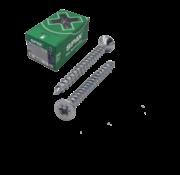 Spax Spax®  T-STAR spaanplaatschroef RVS A2 platkop TX15 3.5X25MM