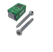 Spax Spax®  T-STAR  spaanplaatschroef RVS A2 platkop torx T30 6x60  mm
