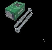 Spax Spax®  T-STAR spaanplaatschroef RVS A2 platkop torx T30 6x80 mm