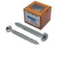HECO-UNIX®  Spaanplaatschroef verzinkt 4x25mm PK Pozidrive