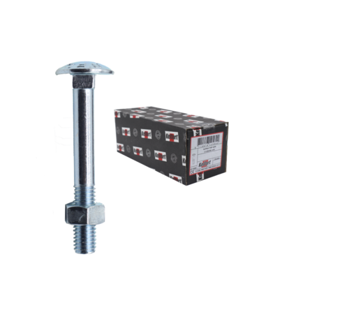 Kelfort  Kelfort™ slotbout 4.6 gegalvaniseerd M10x30MM