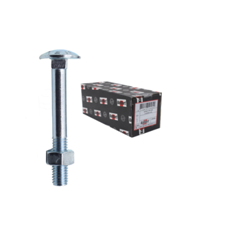 Kelfort  Kelfort™ slotbout 4.6 gegalvaniseerd M8x150MM