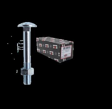Kelfort  Kelfort™ slotbout 4.6 gegalvaniseerd M8x100MM
