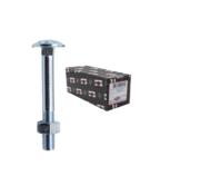 Kelfort  Kelfort™ slotbout 4.6 gegalvaniseerd M8x80MM