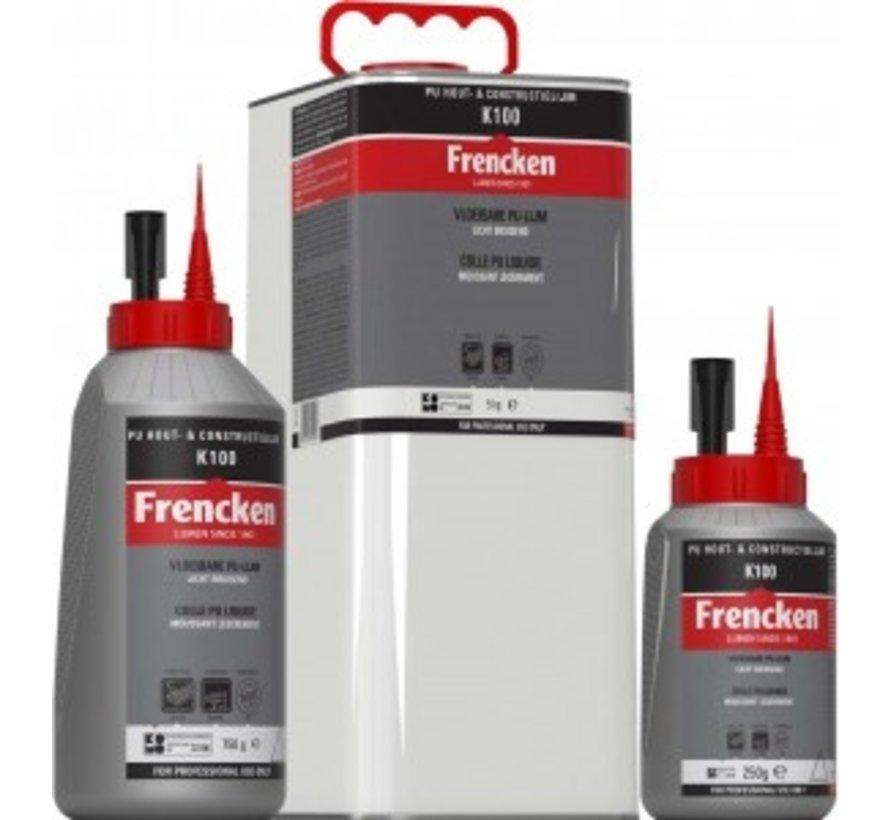 Houtlijm Frencken® hout & contructielijm K 100 5KG
