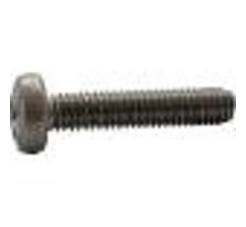 Kelfort Metaalschroef RVS A2 cilinderkop 5x20mm