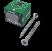 Spax Spax®  T-STAR spaanplaatschroef RVS A2 platkop PZ 3.5X30MM
