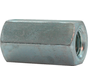 Kelfort™ Verbindingsmoer RVS (A2) zeskant  Ø 6mm x 18mm