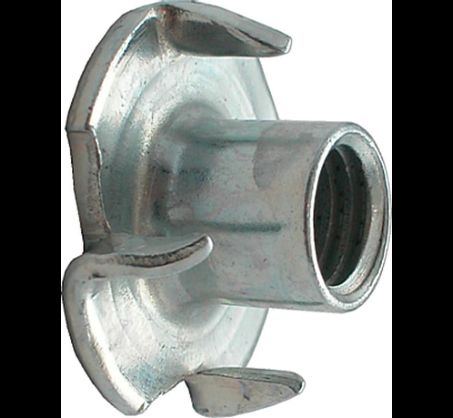 Kelfort™ Inslagmoer gegalvaniseerd Ø M8