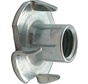 Kelfort™ Inslagmoer gegalvaniseerd Ø M10