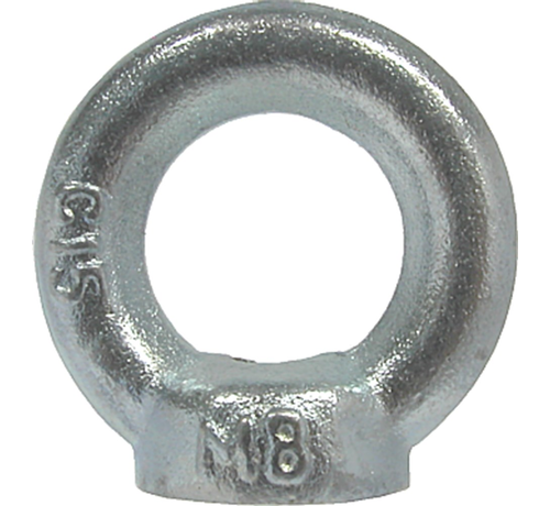 Kelfort Kelfort™Oogmoer C15 gegalvaniseerd Ø M12