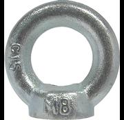 Kelfort Kelfort™ Oogmoer C15 gegalvaniseerd Ø M16