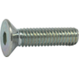 Kelfort™ Inbusbout 10.9 gegalvaniseerd platkop Ø  M6 x 30mm