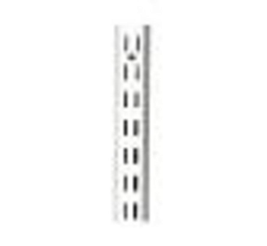 Wandrail Fibro 200cm Wit