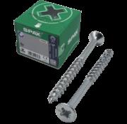 Spax Spax®  WIROX spaanplaatschroef platkop kruiskop  6x50/68 mm