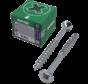 Spax®  WIROX spaanplaatschroef platkop kruiskop 6x70/68 mm