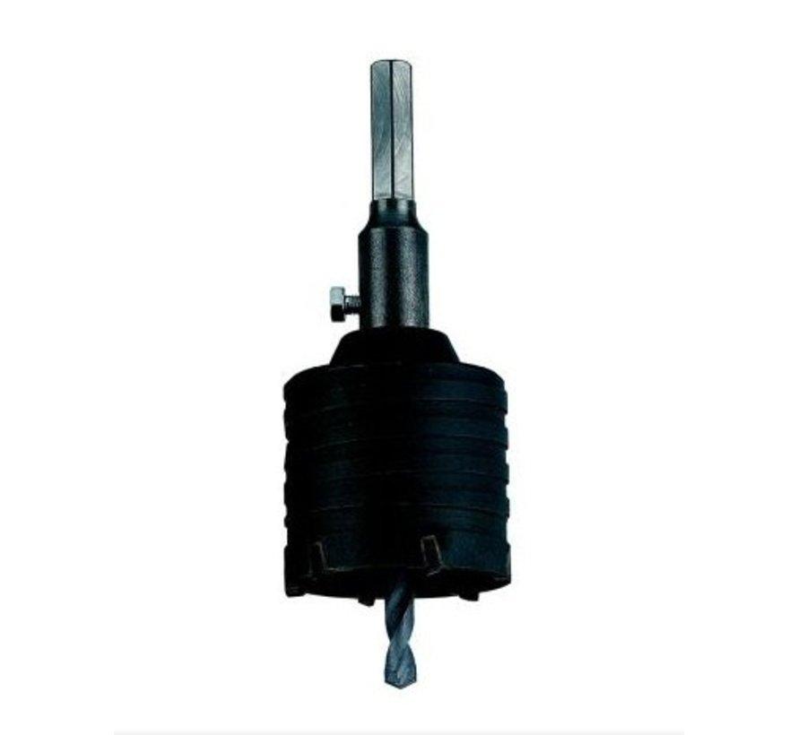 Heller™ Dozebenboor 80 x 120mm 6-Tands Zeskant
