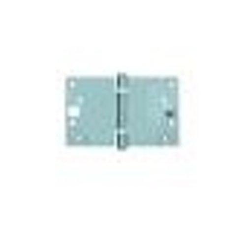 AXA Venelite scharnier gegalv. 89x150x2.4mm rechthoekig SKG3