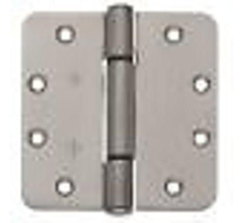 BSW Projectscharnier Topforce gegalv. 114x114x3.0mm afgerond