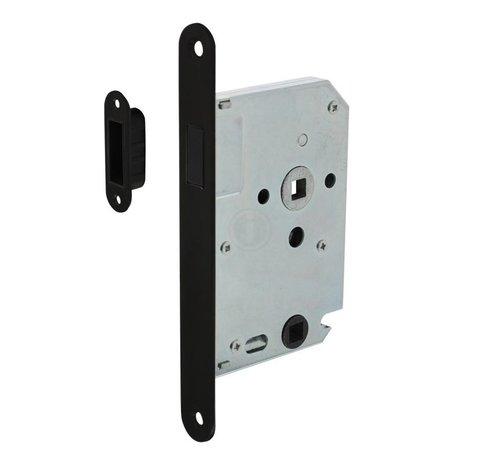 Intersteel Intersteel Vrij- en bezetslot ZWART magneet 50mm / U174x20mm