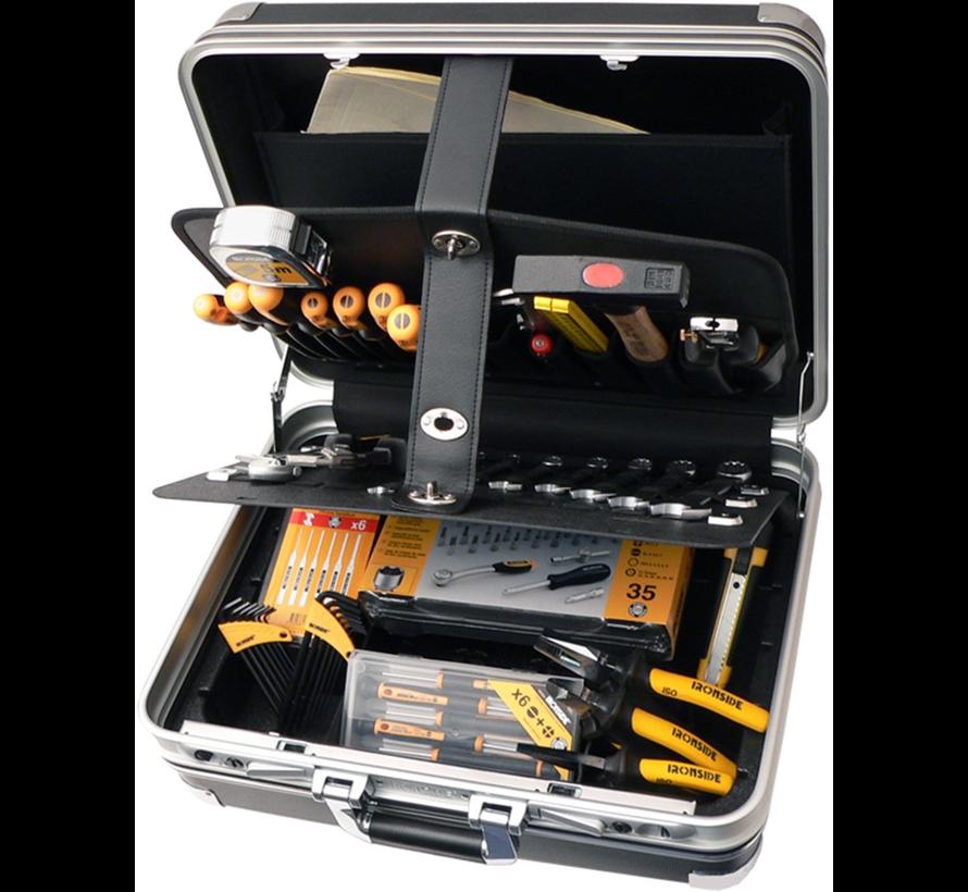 Ironside® gereedschapskoffer 88-delig