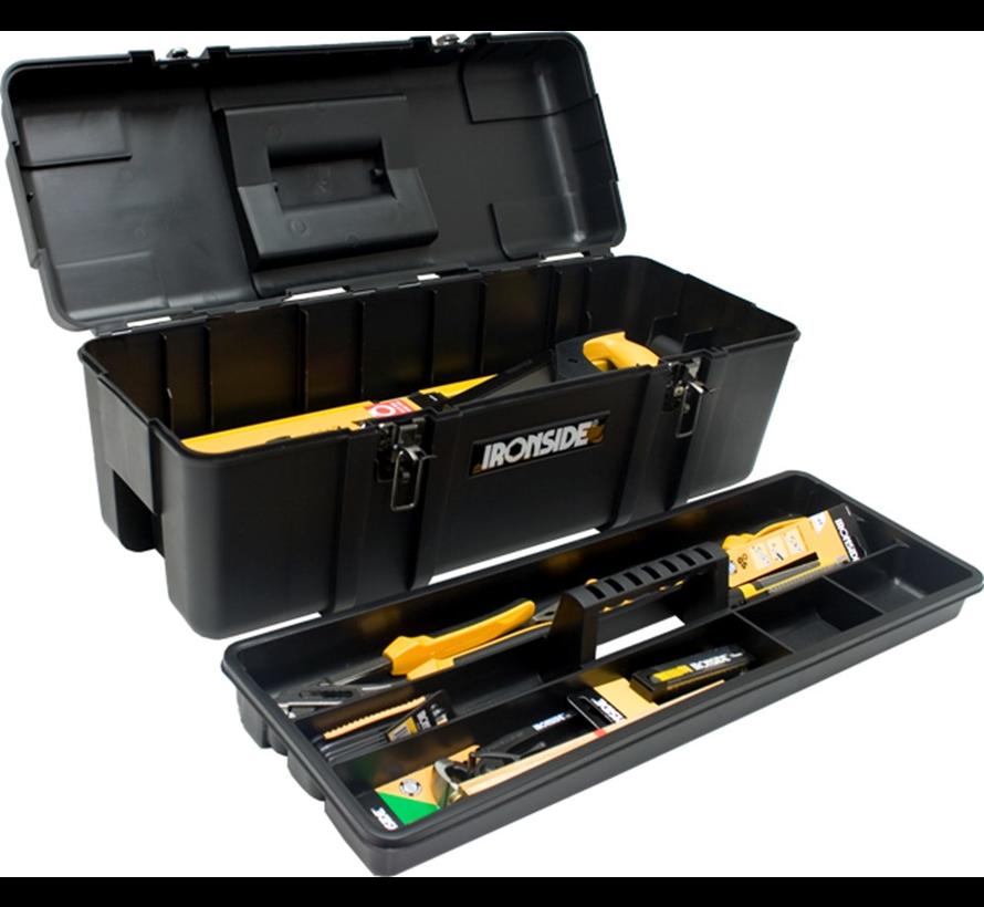 Ironside® gereedschapskoffer compleet 49-delig