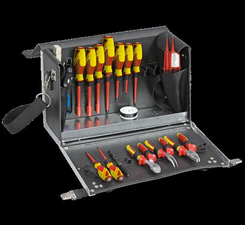 Gedore Gedore® gereedschapskoffer elektricien 18-delig