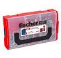Fischer™ fixtainer duoline pluggen en schroeven 181-delig