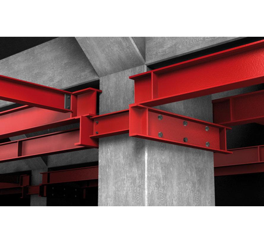 Fischer Doorsteekanker FAZ II 10/10 elektrolytisch verzinkt staal
