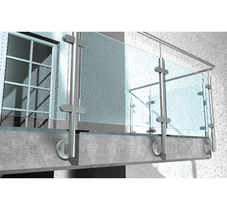 Fischer Doorsteekanker FAZ II 8/10 elektrolytisch verzinkt staal