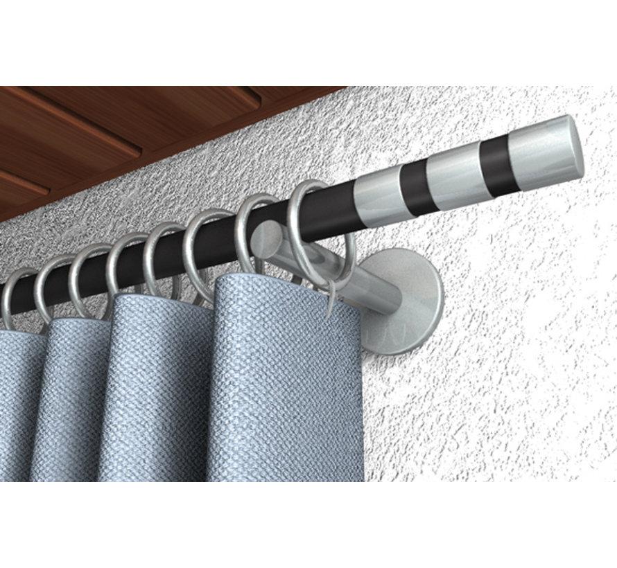 Fischer Hollewandplug Metaal HM 6 x 37 S met schroef