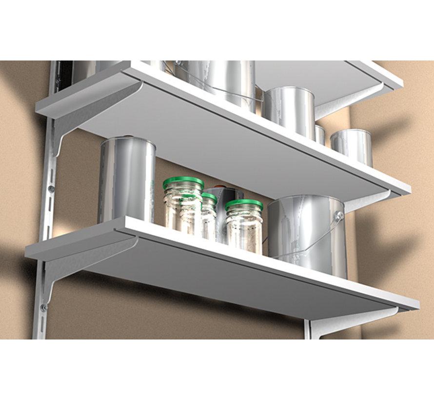 Fischer Hollewandplug Metaal HM 8 x 54 S schroef met zeskantkop